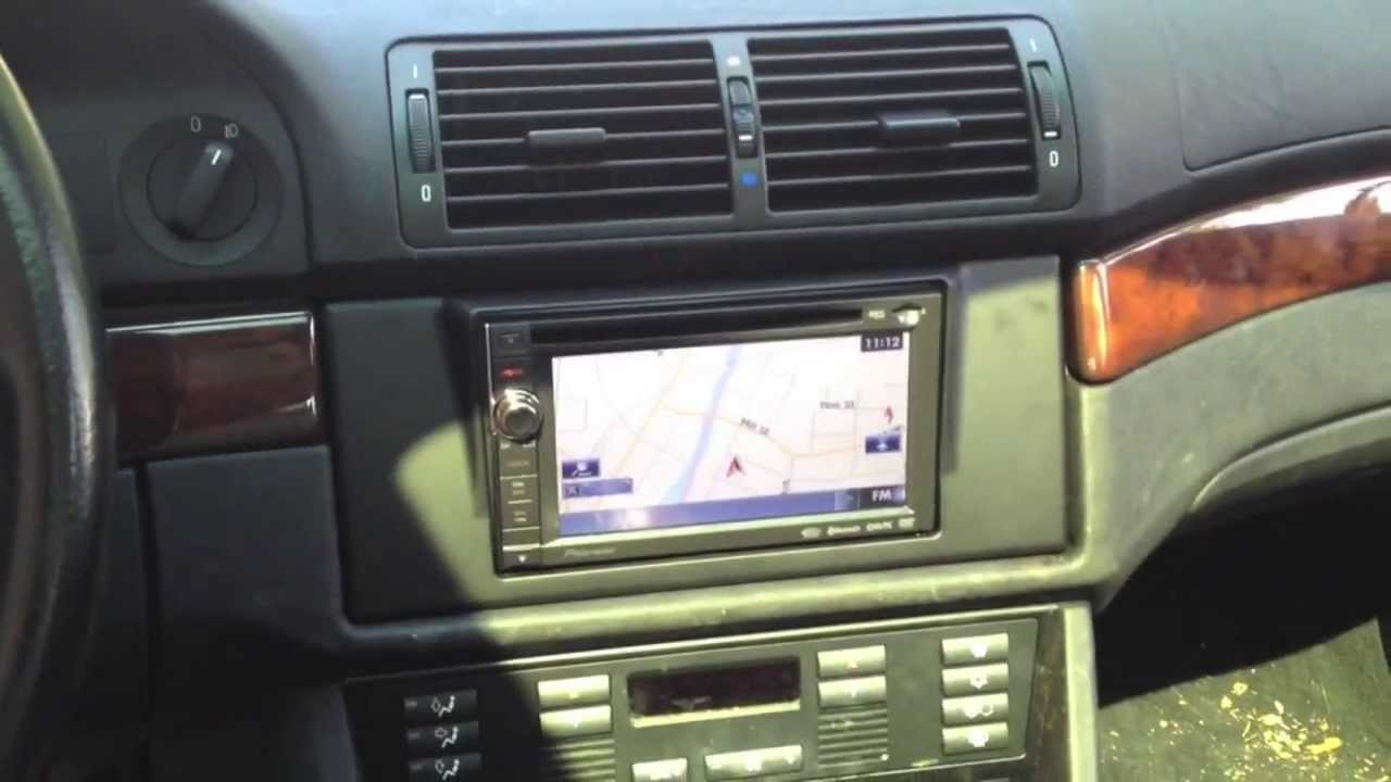 service manual  how to remove a 2001 bmw 5 series
