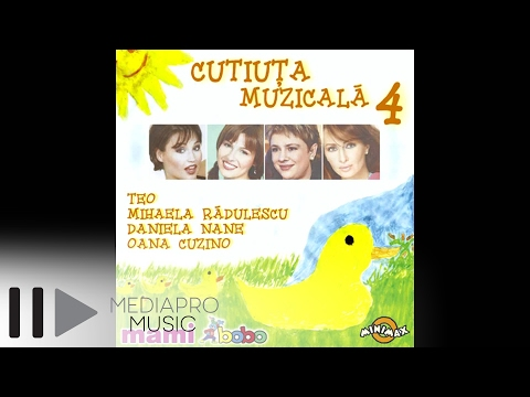 Cutiuta Muzicala 4 - Teo - Cantec de primavara