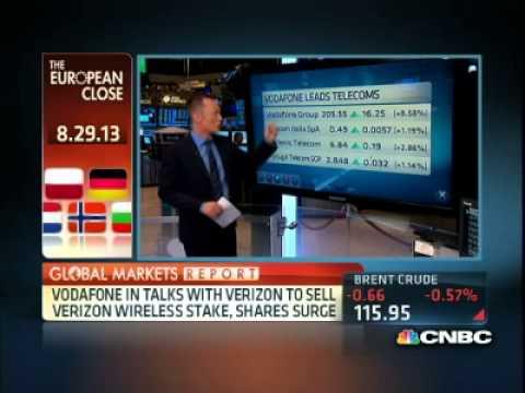 European markets close higher