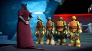 Entrevista Com As Tartarugas Ninja