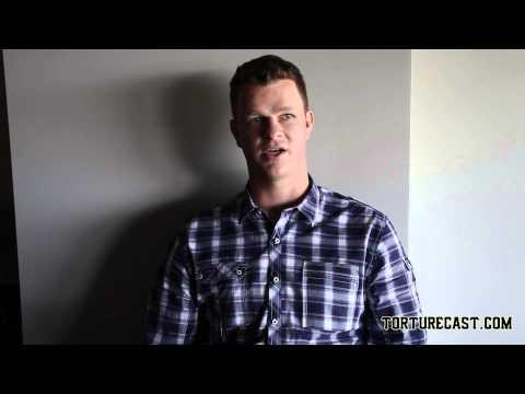 TortureCast's interview with San Francisco Giants starting pitcher Matt Cain