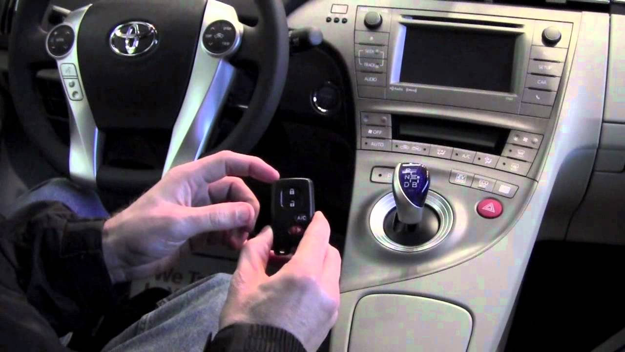 2012 toyota prius smart key low battery how to by toyota city minneapolis mn youtube. Black Bedroom Furniture Sets. Home Design Ideas