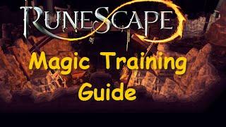 Runescape Training Guide: 1-99 Magic [Legacy Mode] IAm