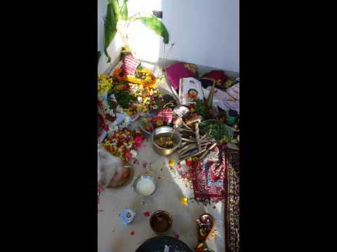 Bastu puja by Bengali purohit Bangalore