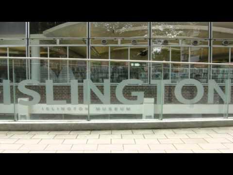 Islington Museum Clerkenwell Greater London
