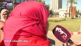 بالفيديو:ردة فعل غريبة من شقيقة قاتل مرداس هشام مشتري في أول خروج إعلامي..خويا مدار والو   |   خارج البلاطو