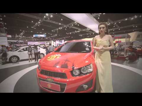 Chevrolet : What do you #PlayFor? ในงาน Motor Show 2014
