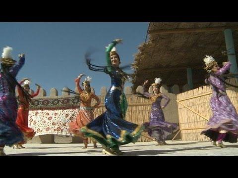 Üzbegisztán utazás