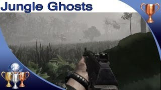 Call Of Duty Ghosts Jungle Ghosts Trophy / Achievement