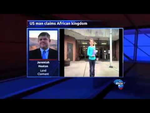 American dad says he's not a coloniser