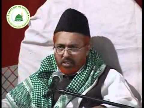 Tamil bayan - Puman Nabi-in-Punidha kudubathiner - Hazrat Shaikh Abdulla Jamali M.A