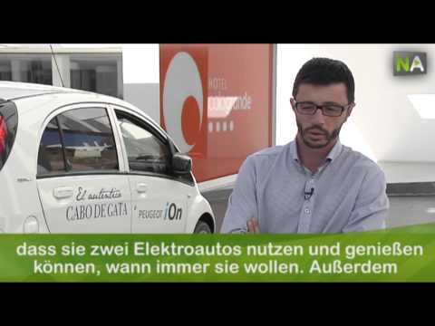 """NA Elektroautos in """"El Cabo de Gata"""""""