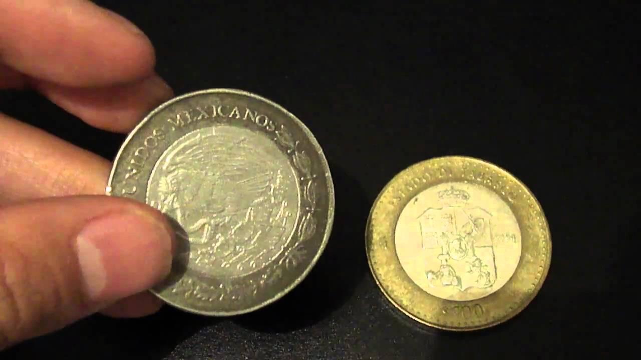 limpiar moneda:
