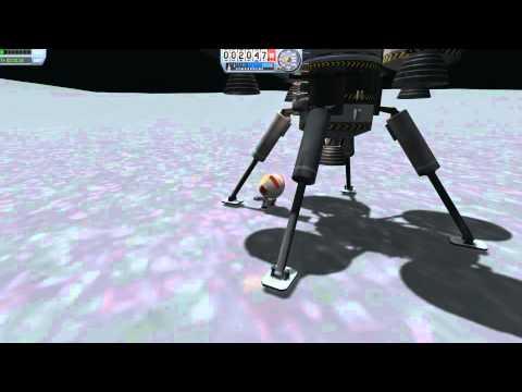 KSP - Mun Landing Tutorial