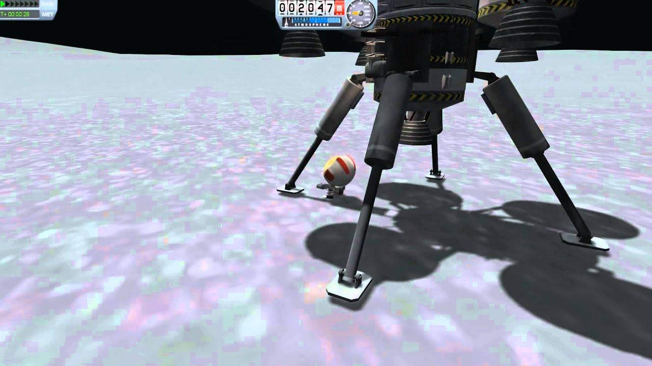 how to get into orbit ksp