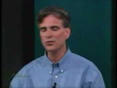 Inspirational Speech by Dr Randy Pausch On Oprah; The
