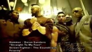 MC Hammer & Deion Sanders - Straight to my Feet