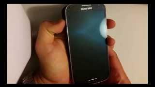 Como Resetear A Modo Fabrica El Samsung Galaxy S4 ★ Hard