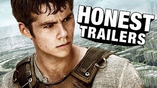 Honest Trailers - The Maze Runner