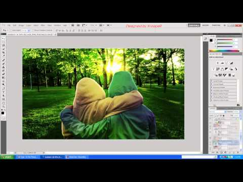 Editing Photos with Adobe Photoshop CS5