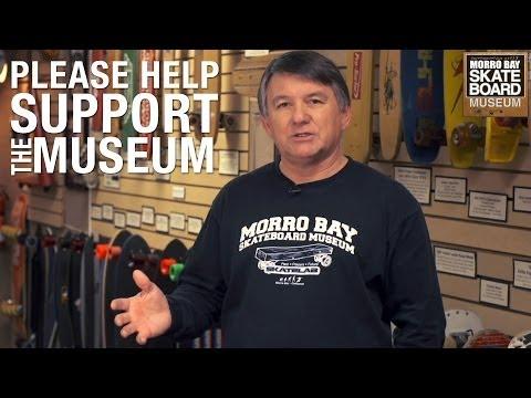 Morro Bay Skatelab Skateboard Museum: Indiegogo 2014