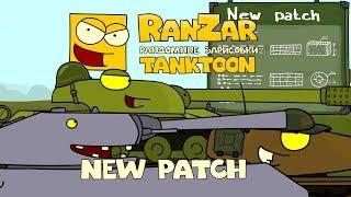 Tanktoon Nová záplata