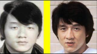 China Star Jackie Chan Before After Plastic Surgery