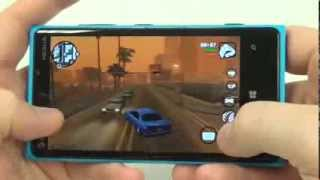 Grand Theft Auto San Andreas Windows Phone 8 (512 Ram