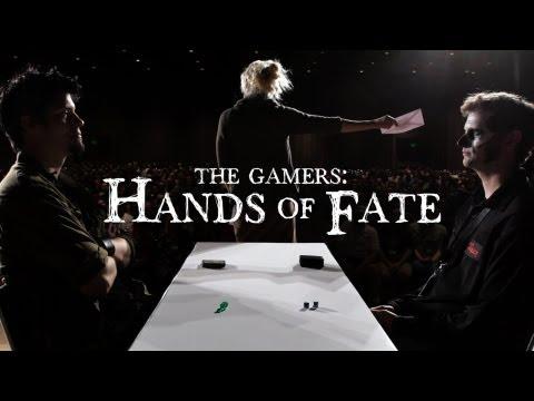 Hands of Fate Teaser Trailer