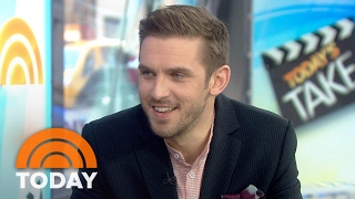 'Downton Abbey' Star Dan Stevens On 'Beauty And The Beast,' New Series 'Legion' | TODAY