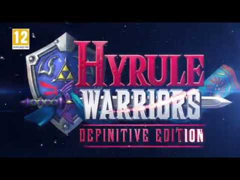 Hyrule Warriors: Definitive Edition – Bande-annonce de présentation (Nintendo Switch)