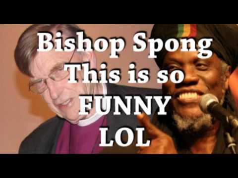 MUTA Speaks with Bishop Spong lol