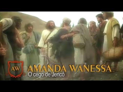 AMANDA WANESSA - O cego de Jericó - Webclipe