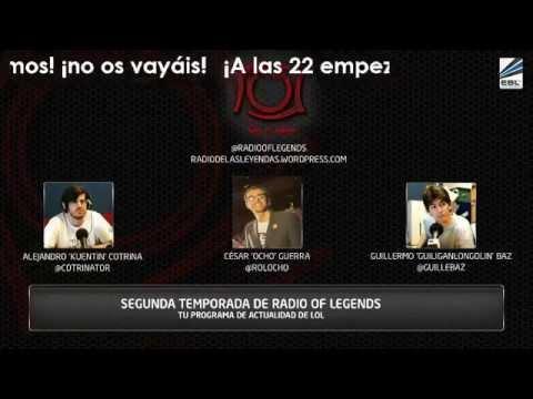 La Radio de las Leyendas - 2x36 - SuperHiperSemana, más Parche 3.8
