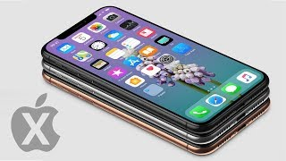 iPhone X, 8 & 8 Plus Specs Leak!