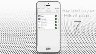 How To Set Up And Configure Hotmail On IPhone