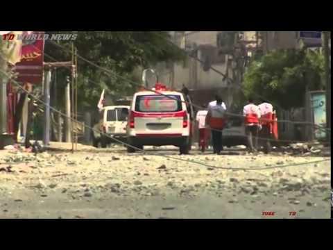 Gaza crisis: 87 Gazans and 13 Israeli soldiers killed
