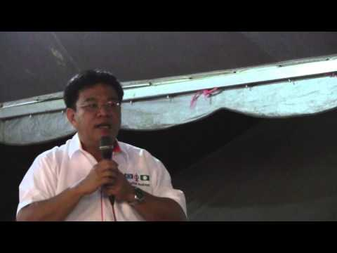 Wong Hon Wai - Ceramah Perdana Kampung Melayu 20 Apr 2013