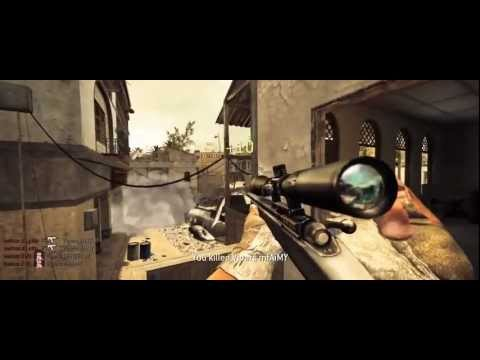 CoD4 Fragmovie 'IRREPRESSIBLE' by Kyoshi