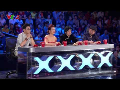 [FULL HD] Vietnam's Got Talent 2014 Tập 8 FULL (16/11/2014)