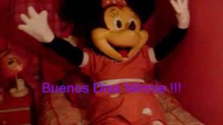 Animaciones Infantiles Sol De Alegria, Presenta A Minnie