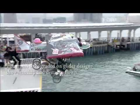 China Daily Asia: Hong Kong 2014 Redbull Flugtag