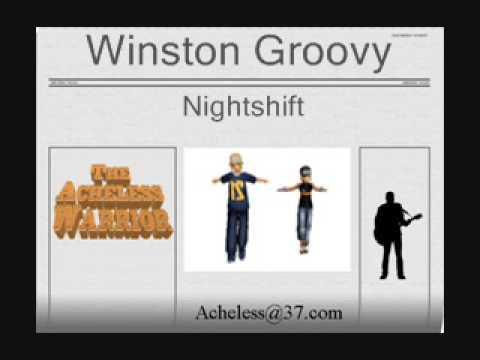 Winston Groovy I Like The Way You Hug And You Kiss Me Tell Me Why