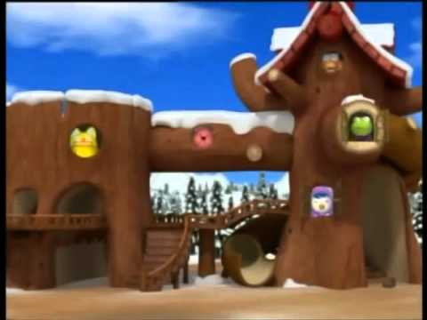 1.@pororo intro song theme english