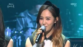 [HIT] 소녀시대 - Goodbye 유희열의 스케치북.20140314