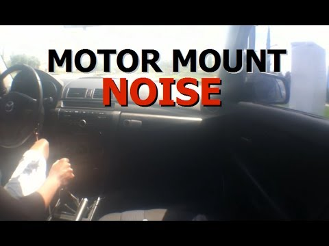 05 mazda 3 possible motor mount noise youtube for Mazdaspeed 3 jbr motor mounts
