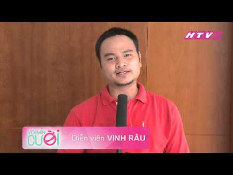 HTV2 - Vitamin cười - Vinh râu