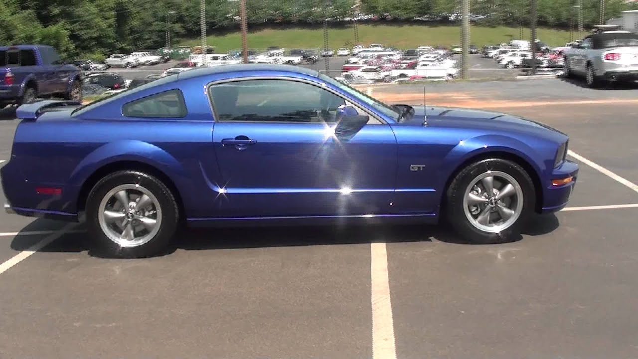 for sale 2005 ford mustang gt 1 owner only 3ok miles giddy up. Cars Review. Best American Auto & Cars Review