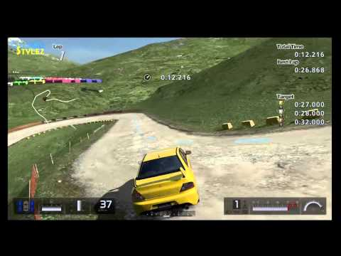 Gran Turismo 5 Gold License IC-4