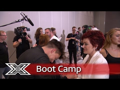 The Judges reveal who's through to the Six Chair Challenge! | Boot Camp | The X Factor UK 2016